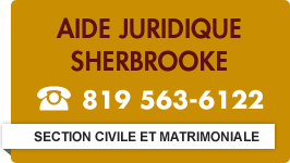 Section civile et matrimoniale